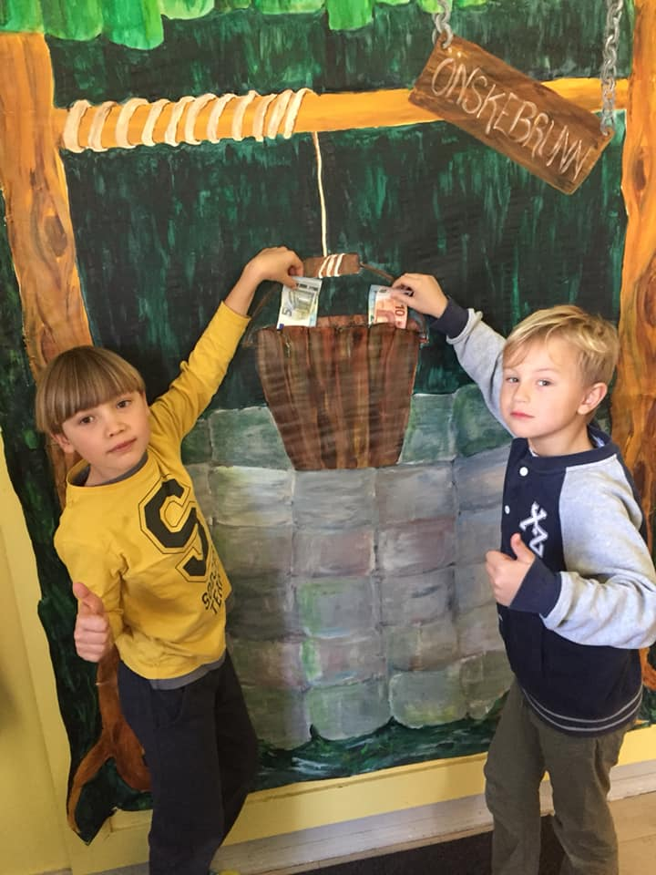 Well4Africa becomes school project for environment awareness
